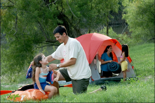 Texas Outdoor Family Program